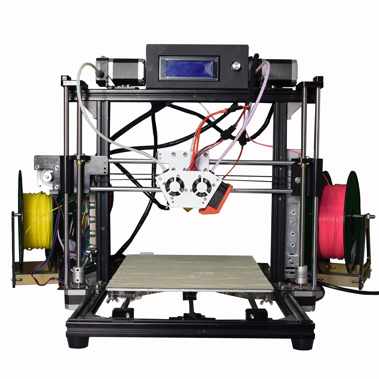 Athorbot Doal Extruder 3D Printer