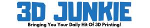 3D JUNKIE logo