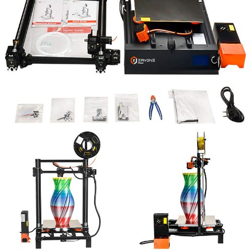 3D Printer Review By ERYONE