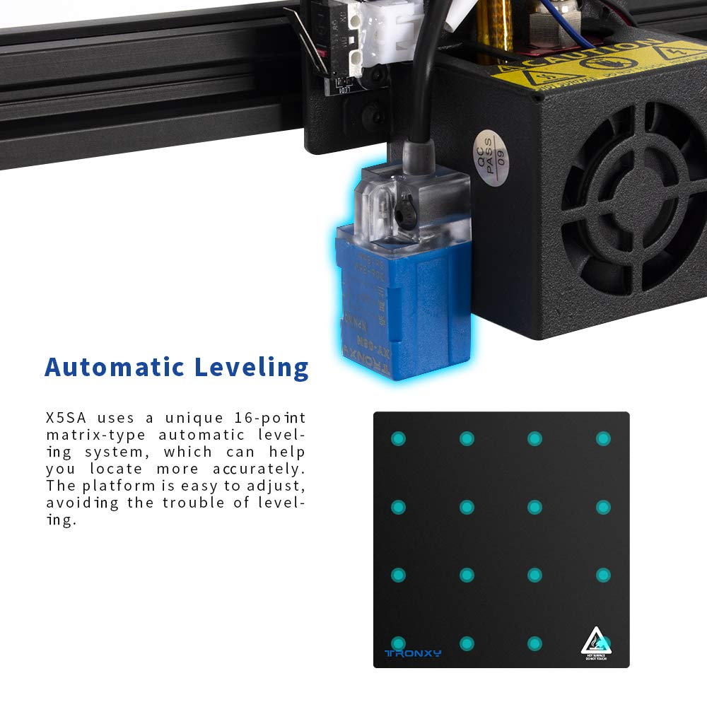 Automatic Leveling component