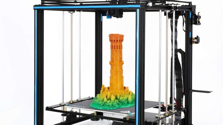 TRONXY-X5SA-3D-Printer-front