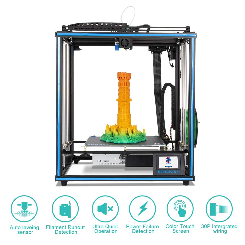 TRONXY X5SA 3D Printer Features
