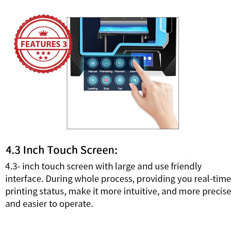 3D Printer Touch Screen